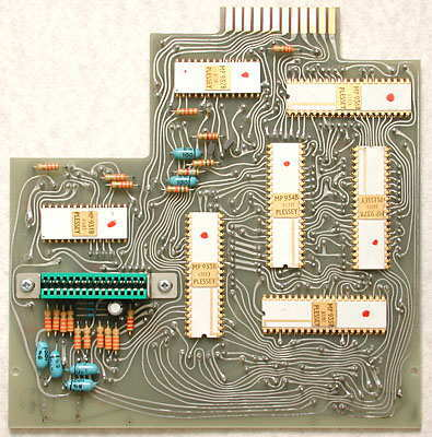 Main circuit board