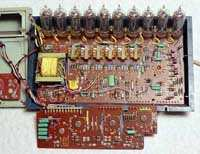 Calculator electronics