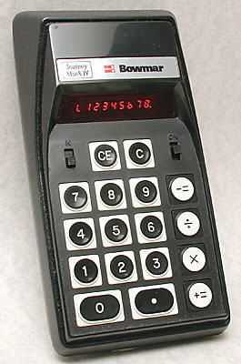 Bowmar Century Mark IV
