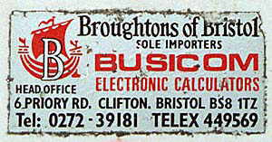 Broughtons badge