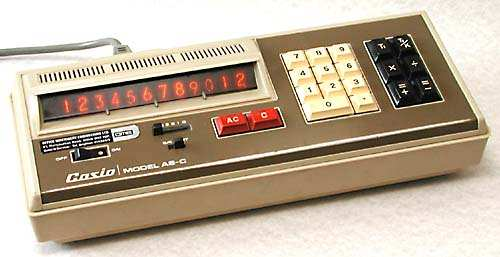 Casio AS-C