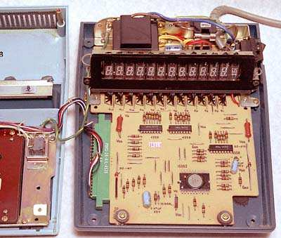 Inside Prinztronic MC66