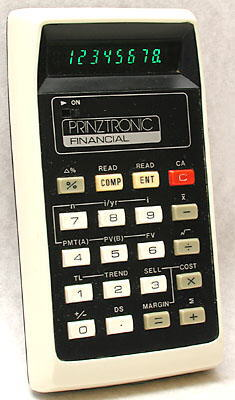 Prinztronic Financial