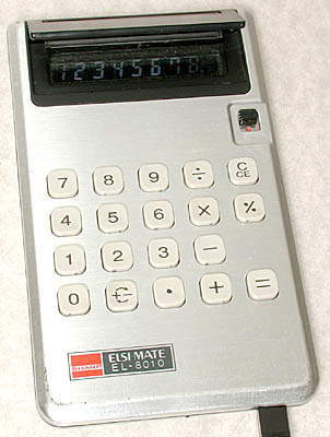 Sharp EL-8010