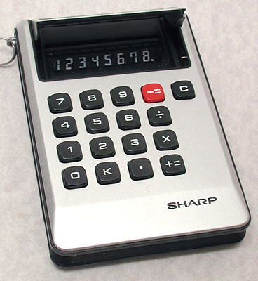 Sharp EL-805