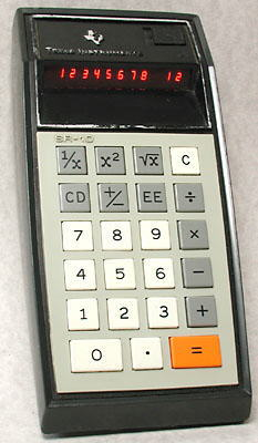 Texas Instruments SR-10