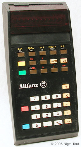 Allianz insurance calculator