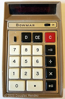 Bowmar 901B tan version