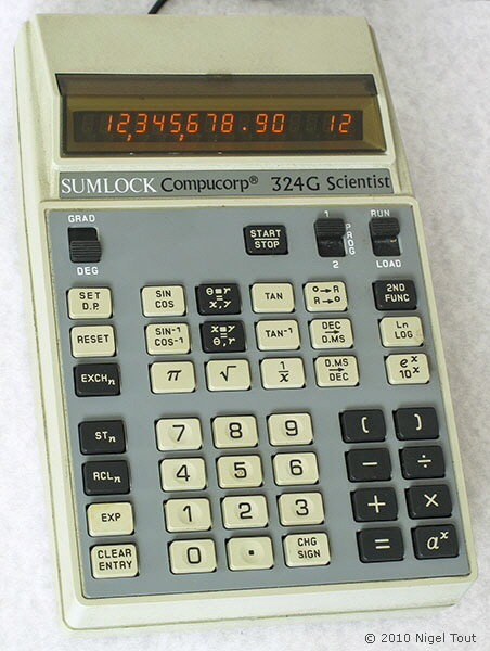 Sumlock-Compucorp  324G